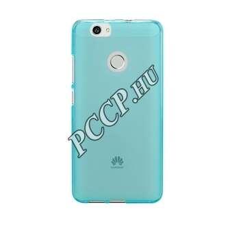 Huawei G9 (Nova) kék vékony szilikon hátlap