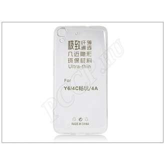 Huawei Honor 4C átlátszó szilikon hátlap