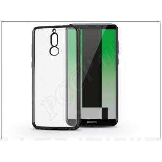 Huawei Mate 10 Lite fekete szilikon hátlap
