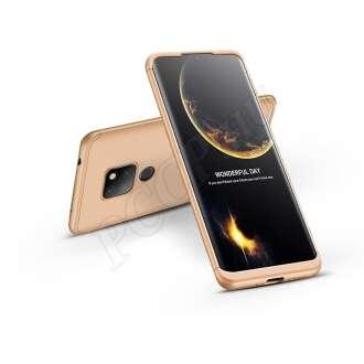 Huawei Mate 20 arany három részből álló védőtok
