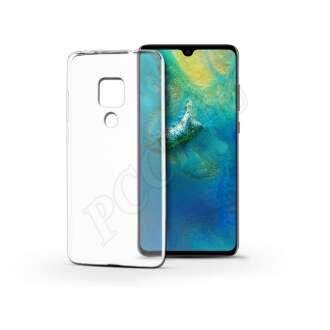 Huawei Mate 20 átlátszó ultravékony szilikon hátlap