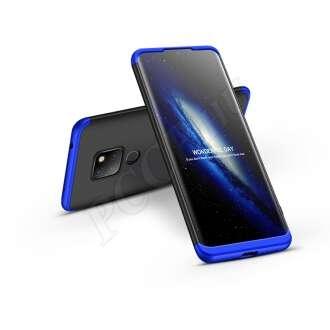 Huawei Mate 20 fekete/kék három részből álló védőtok