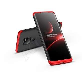 Huawei Mate 20 fekete/piros három részből álló védőtok