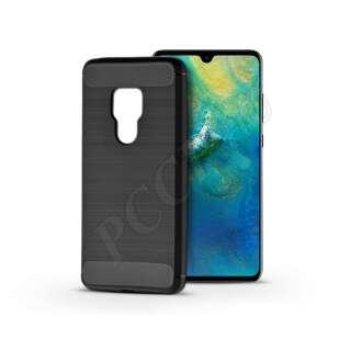 Huawei Mate 20 karbon fekete hátlap