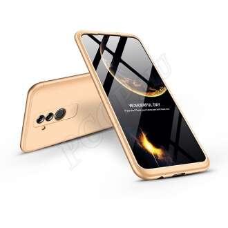 Huawei Mate 20 Lite arany három részből álló védőtok