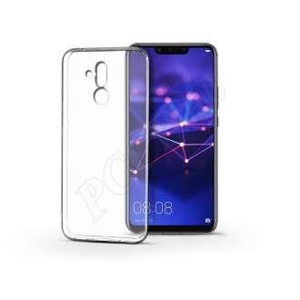 Huawei Mate 20 Lite átlátszó ultravékony szilikon hátlap