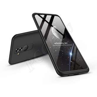 Huawei Mate 20 Lite fekete három részből álló védőtok