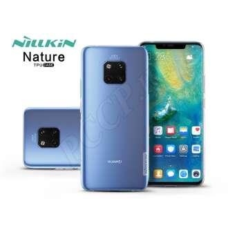 Huawei Mate 20 Pro átlátszó szilikon hátlap