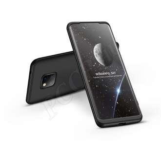 Huawei Mate 20 Pro fekete három részből álló védőtok