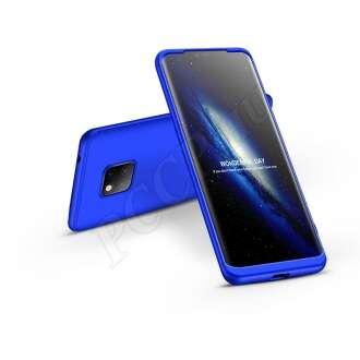 Huawei Mate 20 Pro kék három részből álló védőtok
