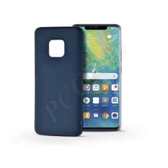 Huawei Mate 20 Pro kék szilikon hátlap