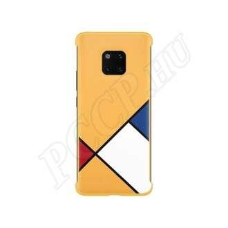 Huawei Mate 20 Pro sárga gyári hátlap