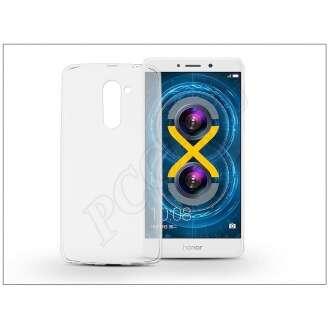 Huawei Mate 9 Lite átlátszó szilikon hátlap