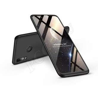 Huawei P Smart (2019) fekete három részből álló védőtok