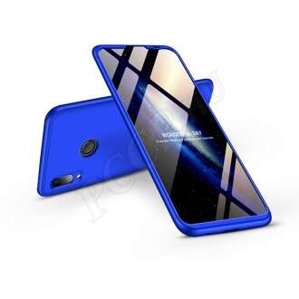 Huawei P Smart (2019) kék három részből álló védőtok