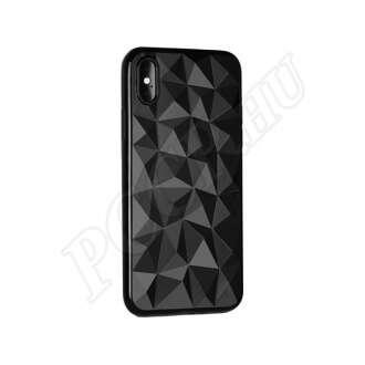 Huawei P Smart fekete hátlap