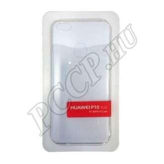 Huawei P10 Lite átlátszó gyári hátlap