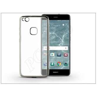 Huawei P10 Lite ezüst szilikon hátlap