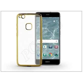 Huawei P10 Lite arany szilikon hátlap
