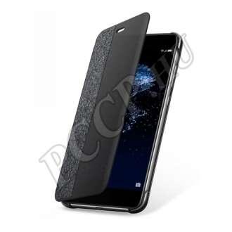 Huawei P10 Lite szürke gyári flip tok