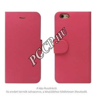 Huawei P10 pink oldalra nyíló tok