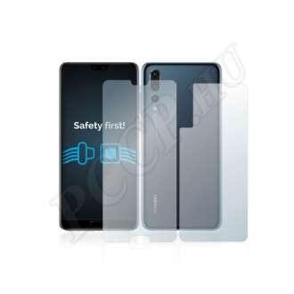 Huawei P20 Pro (elő- és hátlap) kijelzővédő fólia