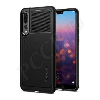 Huawei P20 Pro fekete hátlap
