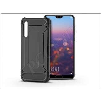 Huawei P20 Pro fekete ütésálló hátlap