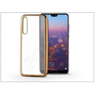 Huawei P20 Pro arany szilikon hátlap