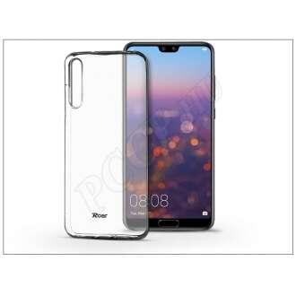 Huawei P20 Pro átlátszó szilikon hátlap