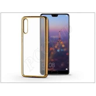 Huawei P20 arany szilikon hátlap