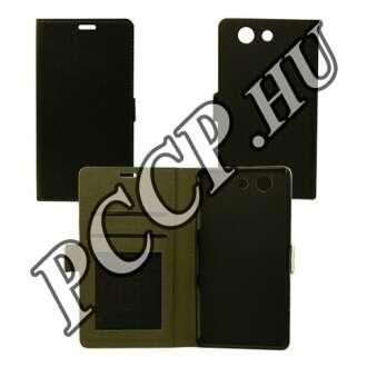 Huawei P8 fekete flip tok