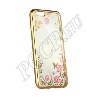 Huawei P8 Lite arany hátlap