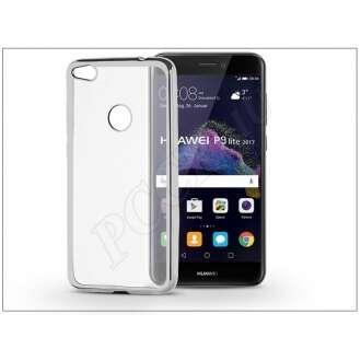 Huawei P9 Lite (2017) ezüst szilikon hátlap