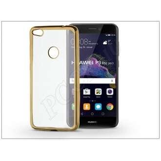 Huawei P9 Lite (2017) arany szilikon hátlap