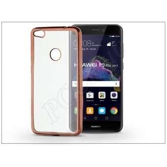 Huawei P9 Lite (2017) rosegold szilikon hátlap