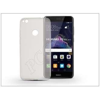 Huawei P9 Lite (2017) fekete szilikon hátlap