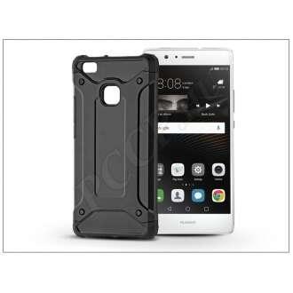 Huawei P9 Lite fekete ütésálló hátlap