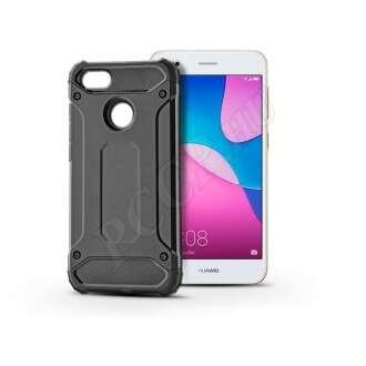 Huawei P9 Lite Mini fekete ütésálló hátlap