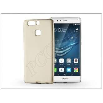 Huawei P9 arany szilikon hátlap