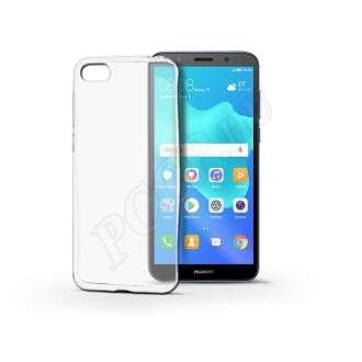 Huawei Y5 (2018) átlátszó szilikon hátlap