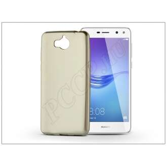 Huawei Y6 (2017) arany szilikon hátlap