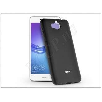 Huawei Y6 (2017) fekete szilikon hátlap