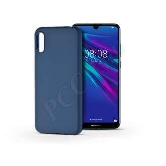 Huawei Y6 (2019) kék szilikon hátlap