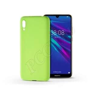 Huawei Y6 (2019) lime szilikon hátlap