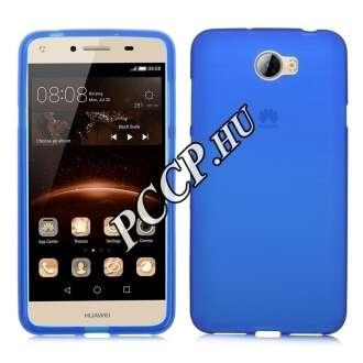 Huawei Y5 II kék vékony szilikon hátlap