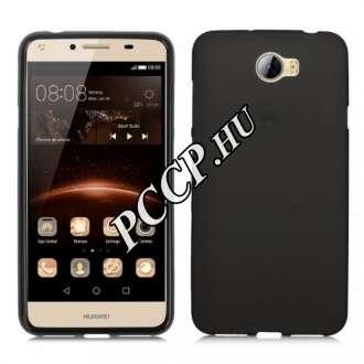 Huawei Y5 II fekete vékony szilikon hátlap