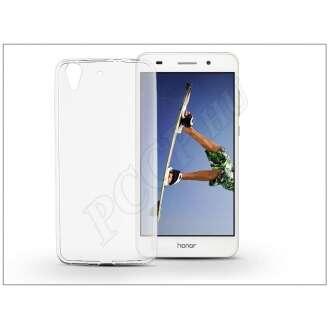 Huawei Y6 II átlátszó szilikon hátlap