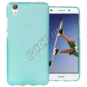 Huawei Y6 II kék vékony szilikon hátlap