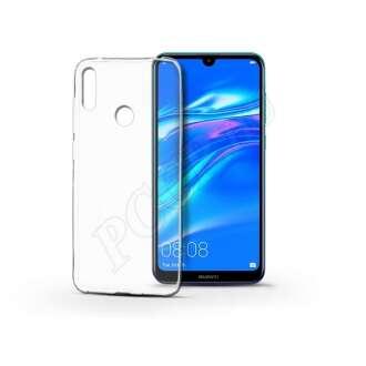 Huawei Y7 (2019) átlátszó szilikon hátlap